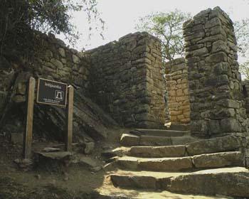 Intipunku o Porta del Sole en Machu Picchu