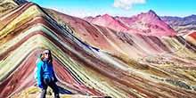 Montagna dei Sette Colori: Guida completa