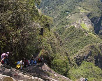 Il monte Huayna Picchu è davvero pericoloso?