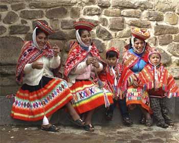 Quechua, la lingua degli Incas