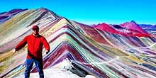 Montagna dei 7 Colori: posizione, altezza e maggiori informazioni