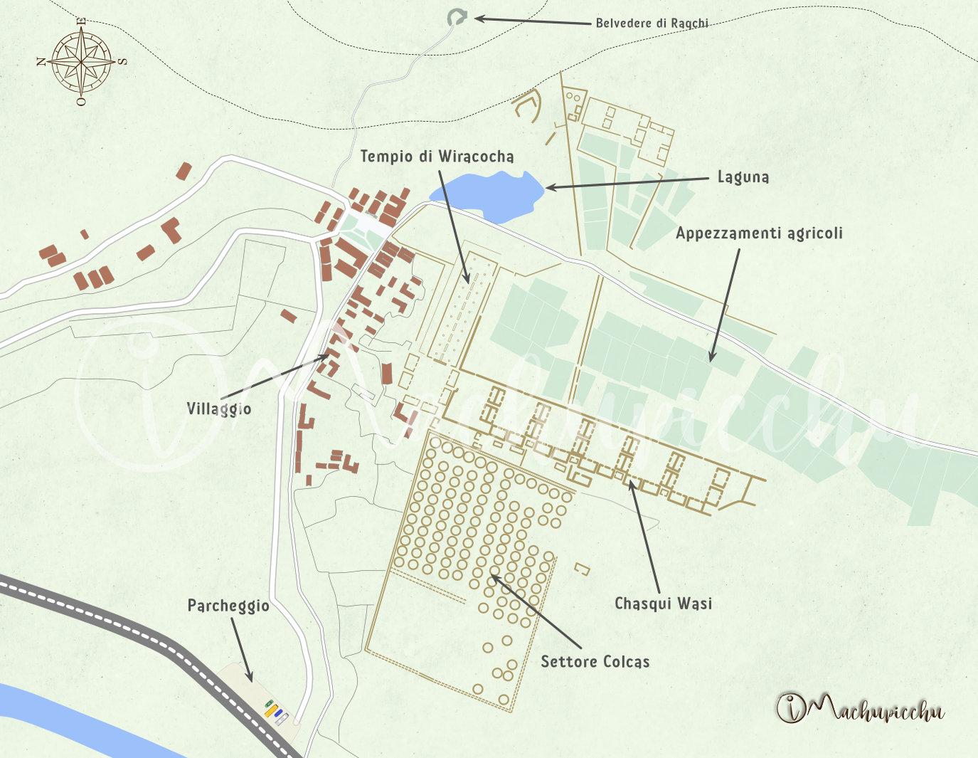 Mappa Raqchi